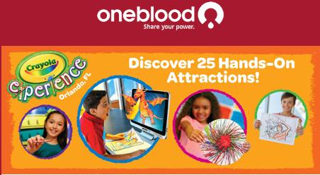 crayola-oneblood