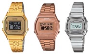 Casio Vintage Timepiece Collection
