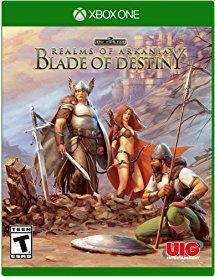 Realms Of Arkania Blades Of Destiny - Xbox One