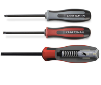 craftsman-screwdrivers