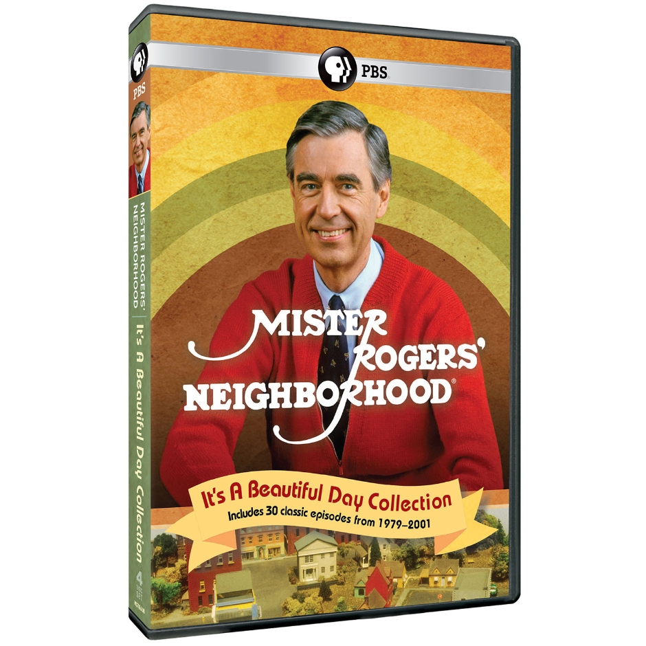 Mister Rogers Neighborhood Its a Beautiful Day Collection