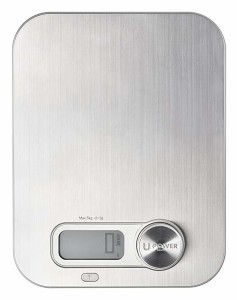 Ellessi Battery-Free Digital Food scale