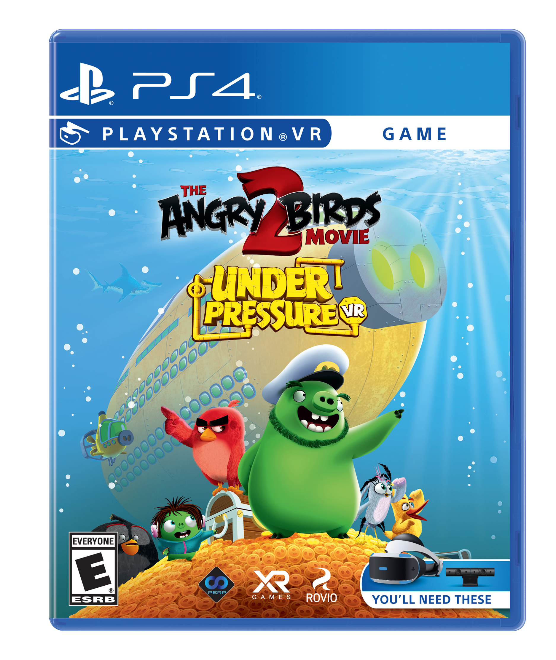 Angry Birds 2 Movie PS4