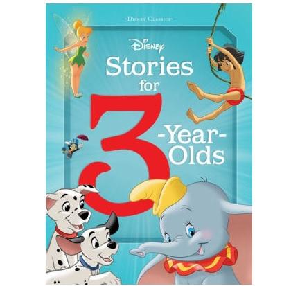 Disney-Stories-3-Years