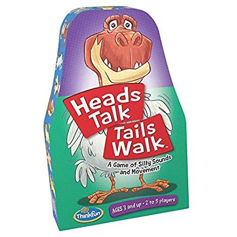 Heads Talk Tails Walk