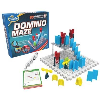 Think Fun Domino Maze