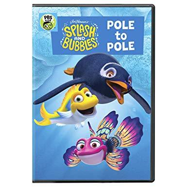 Splash and Bubbles Pole to Pole