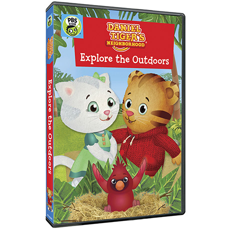 DANIEL TIGERS NEIGHBORHOOD EXPLORE THE OUTDOORS