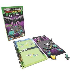 minecraft travel puzzle
