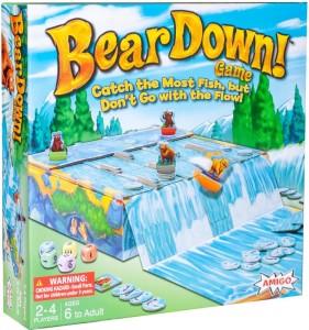 bear down game