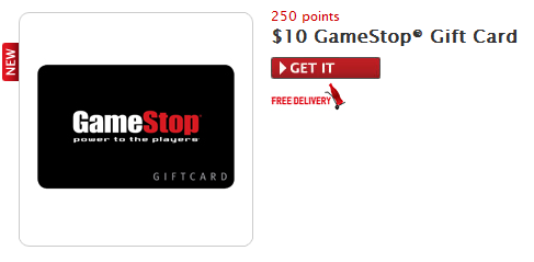 $10 GameStop Gift Card on MyCokeRewards - Who Said Nothing ...